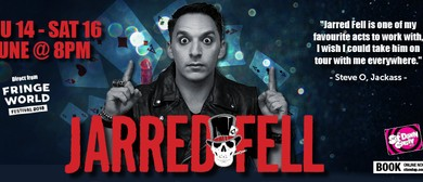 Stand Up Comedy With Jarred Fell