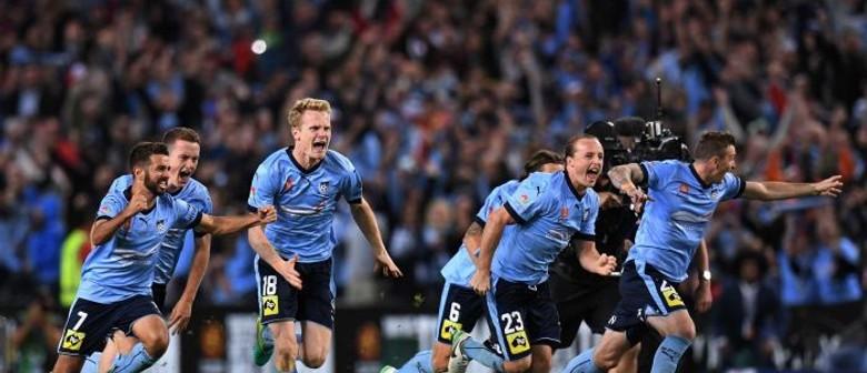 Hyundai A-League, Round 27: Sydney FC vs. Melbourne Victory