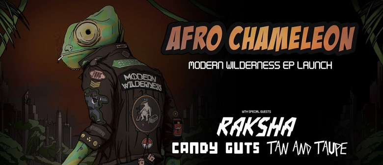 Afro Chameleon EP Launch