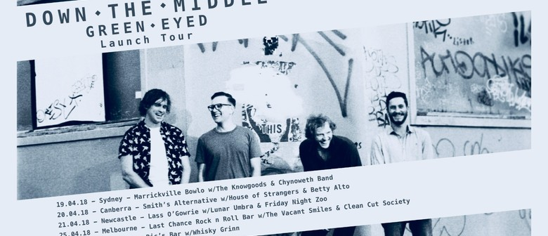 Down the Middle With Chynoweth and The Knowgoods