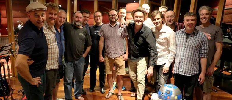 Dan Barnett and his Amazing 14 piece BIG Band