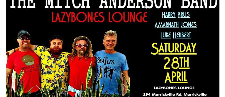 The Mitch Anderson Band