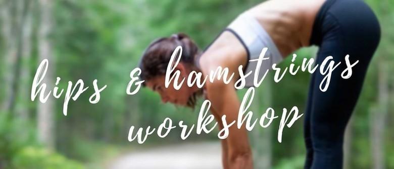Hips & Hamstrings – Roll & Release Workshop