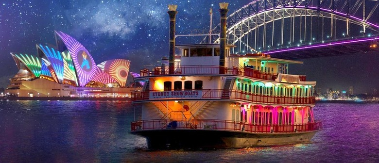 Vivid Sydney With Dinner Cruise