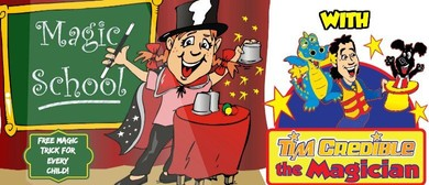 Magic School with Tim Credible