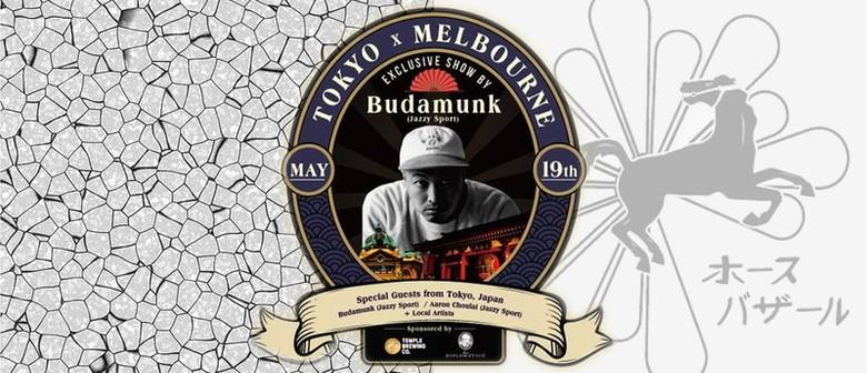 Melbourne x Tokyo – Beat Masters Budamunk & Aaron Choulai