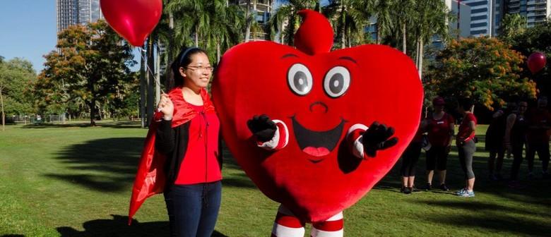 Heart Week Walk
