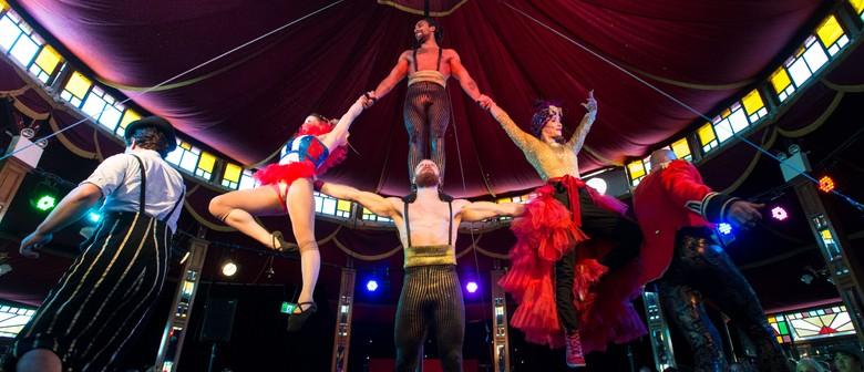Circus Wonderland – Mackay Mazda Festival of Arts