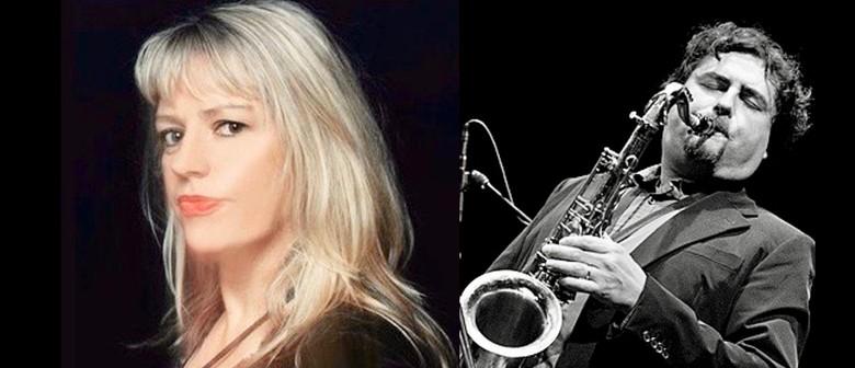 Rebecca Barnard & Mirko Guerrini with JMQ Jazz Ensemble