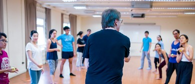 Theatre & Performance Masterclass with Dr Ralf Rauker