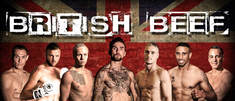 Johnny Lewis' Boxing Series: British Beef