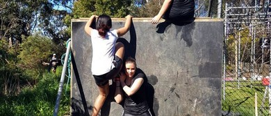 Ninja Warrior and Obstacle Training