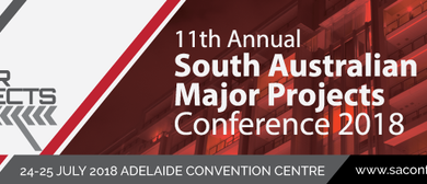 11th Annual SA Major Projects Conference 2018