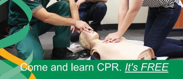 Come and Learn CPR