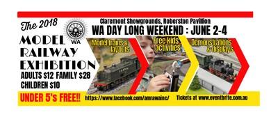 2018 Model Railway Exhibition
