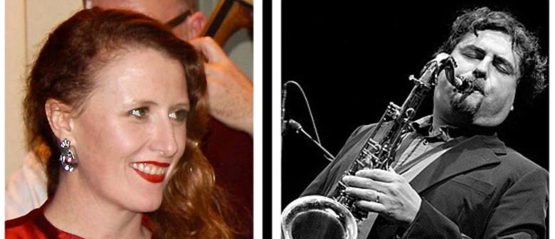 Julie O Hara & Mirko Guerrini with JMQ Jazz Ensemble