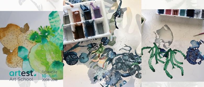 Introduction to Illustration With Tania Mason