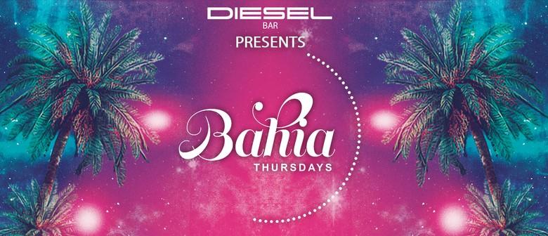 Bahia Thursdays