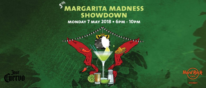 Hard Rock Cafes Margarita Madness