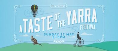 A Taste of The Yarra