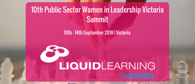 10th Public Sector Women in Leadership Victoria Summit