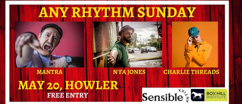 Any Rhythm Sunday 3.0