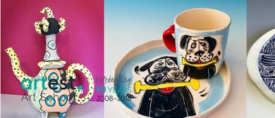 Creative Clay Pottery and Ceramics With Kara Pryor