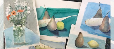 Learn Watercolour Painting