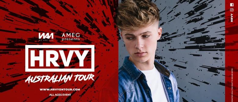 HRVY - Australian Tour