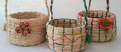 Saturday Basketry Workshop – Coiled Raffia Basket