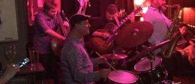 L 1 Andrew Dickeson Quartet Feat. Dan Barnett