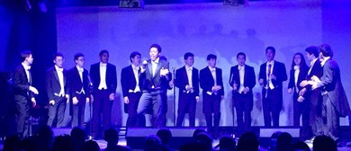 The Yale Alley Cats – A Cappella Singing Group