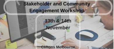 Stakeholder and Community Engagement Workshop