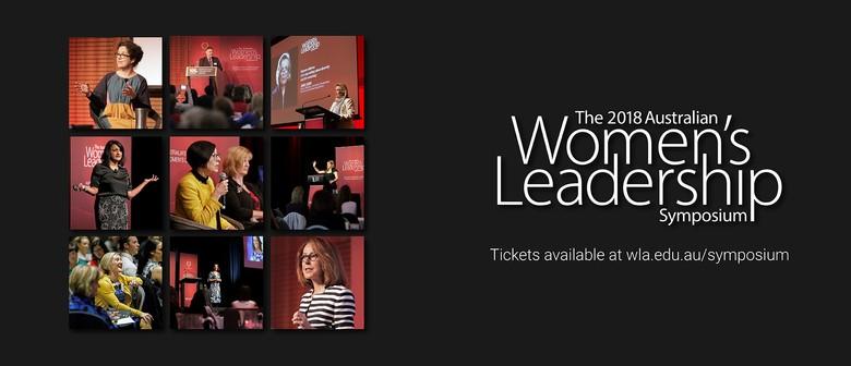 Women's Leadership Symposium 2018