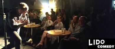 Lido Comedy Tuesdays - Free Stand Up Comedy