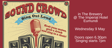 Sound Crowd – Sing Out Loud