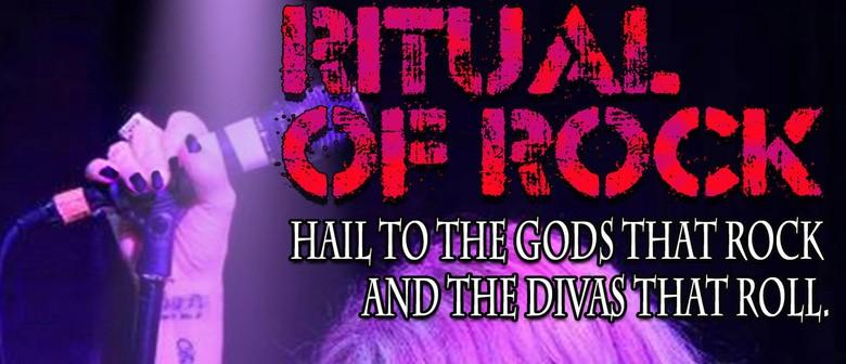 Nikki Nicholls presents The Ritual of Rock Vol 1