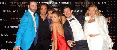 ICANIWILL – Black Tie 5th Birthday