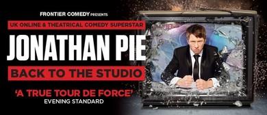 Jonathan Pie – Back To The Studio
