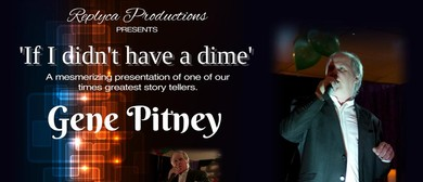 Gene Pitney Tribute Show with 3-Course Dinner