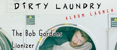Grant Larseny Album Launch – Dirty Laundry