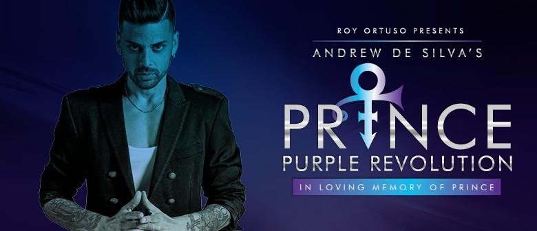 Prince Purple Revolution Starring Andrew De Silva