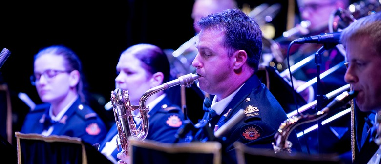 The Band of The Royal Military College Presents Marziale