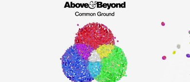 Above & Beyond – Common Ground Tour
