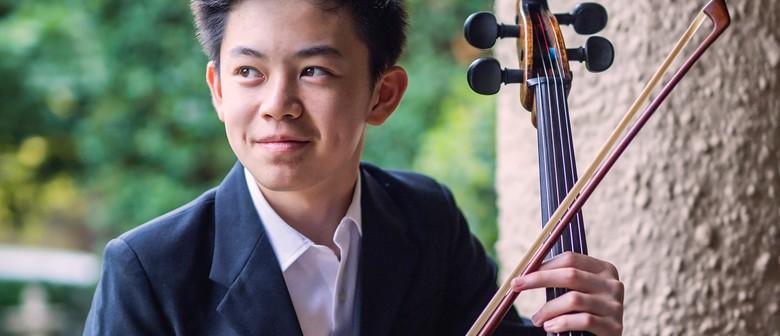 Cello Showcase – Benett Tsai In Recital