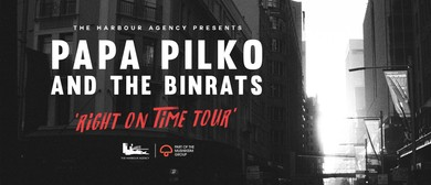 Papa Pilko and The Binrats – Sydney Rock N' Roll Market