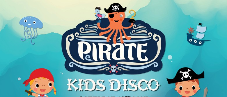 Pirate Themed Kids Disco