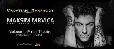 Croatian Rhapsody: Maksim Mrvica Australian Debut 2018