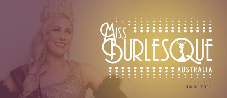 Miss Burlesque WA 2018 State Final