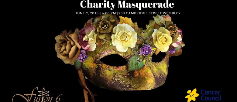 Cancer Council Charity Masquerade